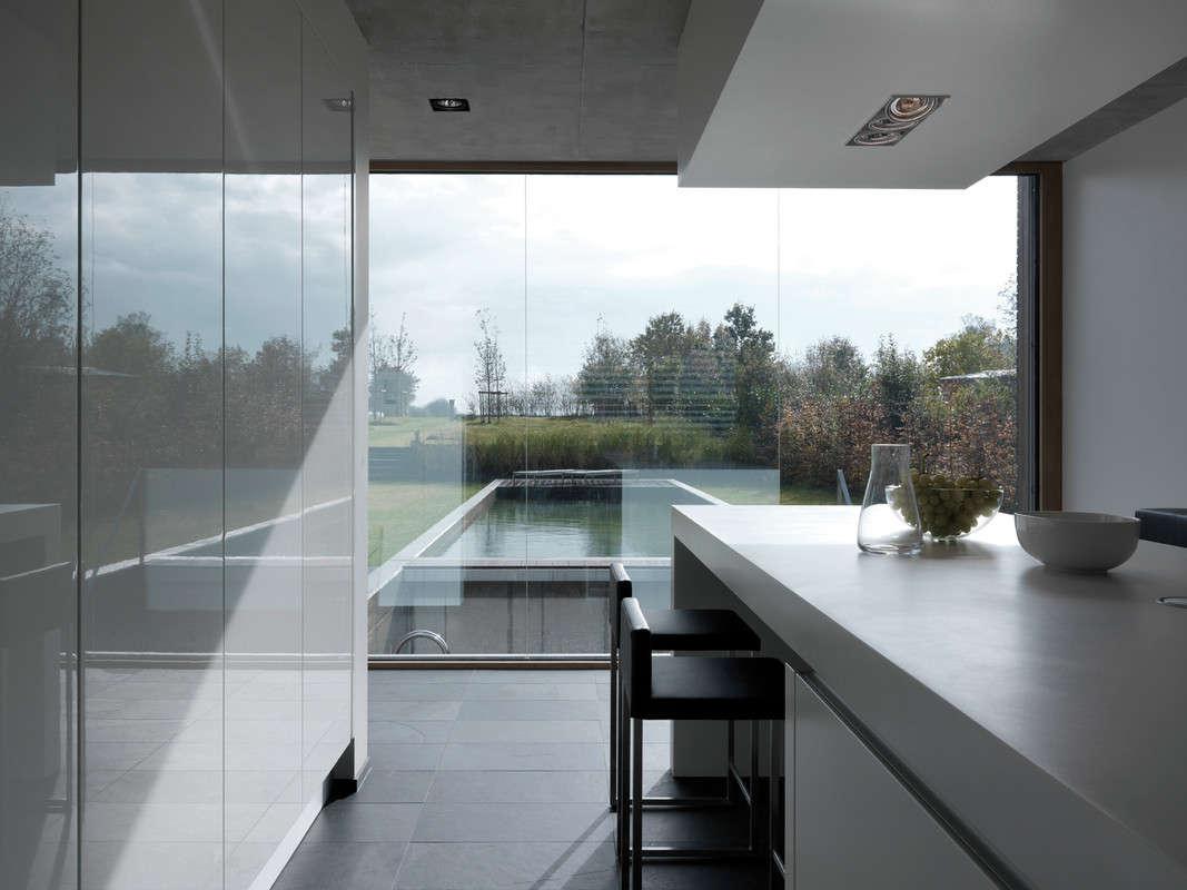 Minimalistische design keuken