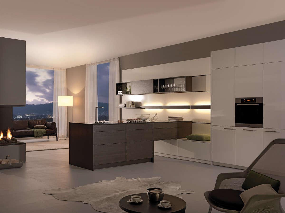 Naadloze design keuken