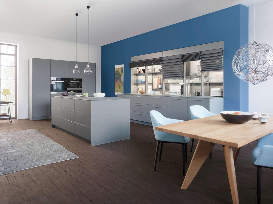 Symmetrische design keuken