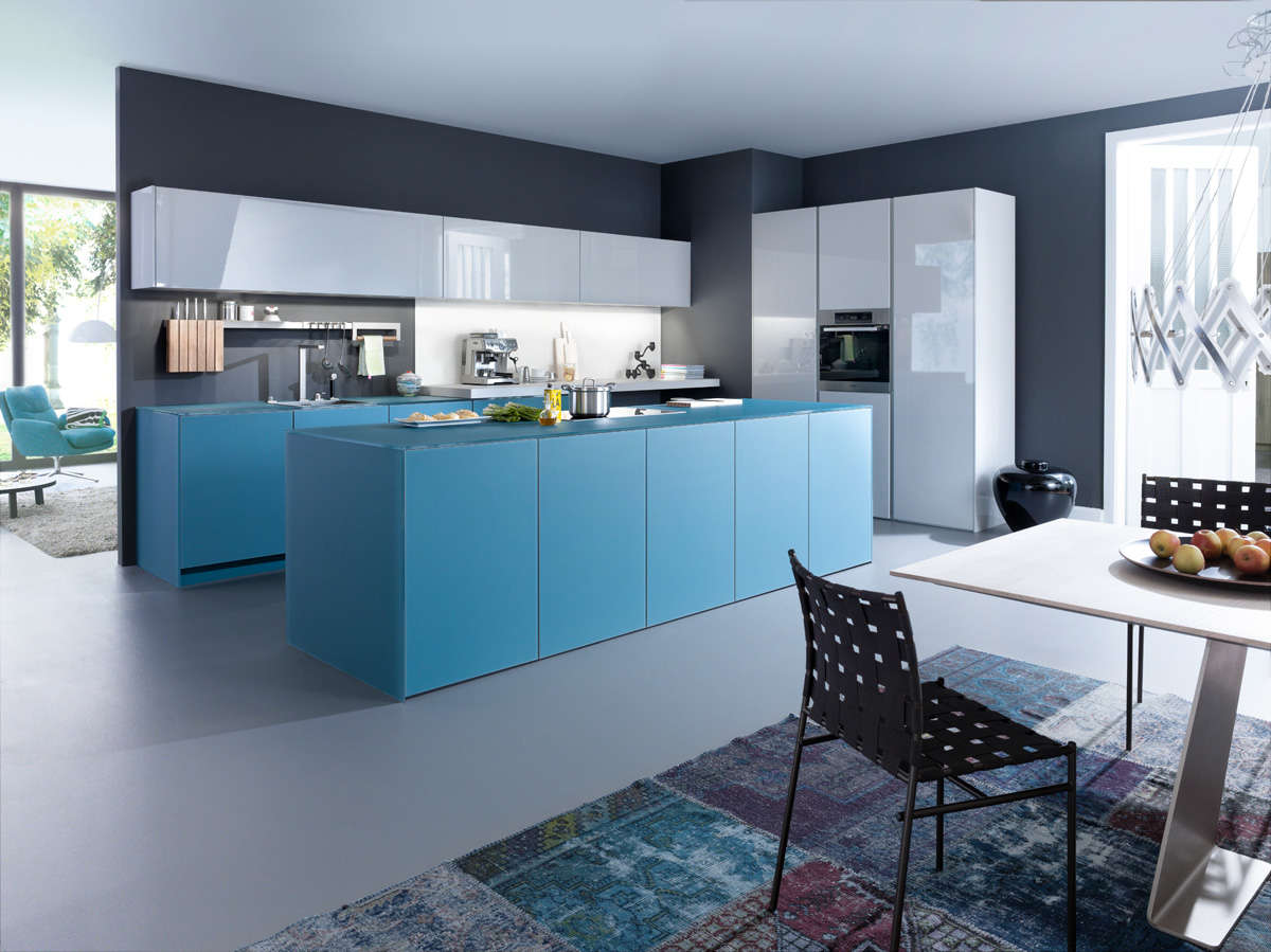 Retro-frisse design keuken