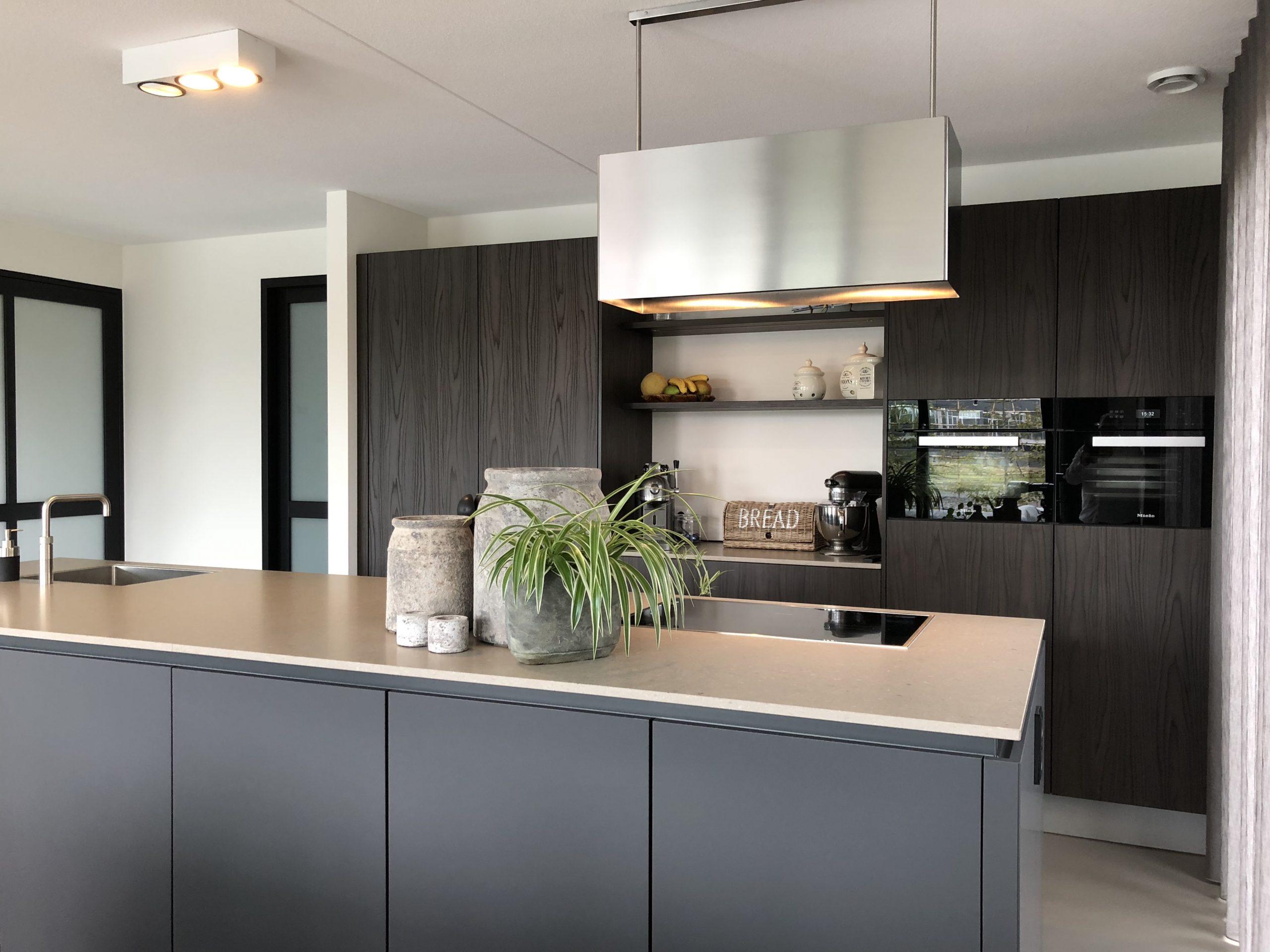 Designkeuken van Birgit en Corné: verlengstuk van het interieur